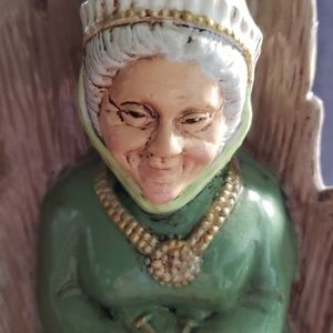 None Accents - Fairy Godmother statue